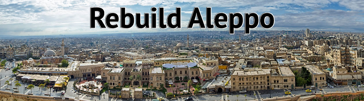 Rebuild Aleppo Christmas 2016 Fundraiser