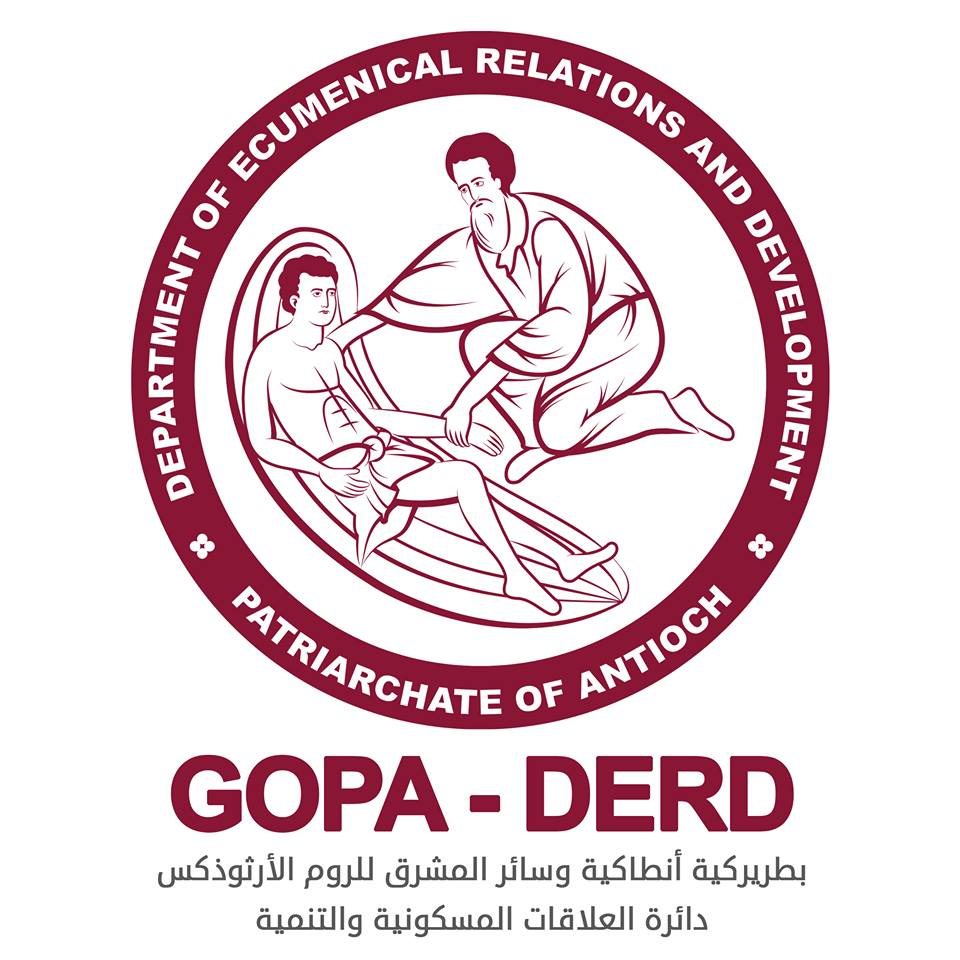 GOPA Department of Ecumenical Relations and Development