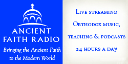 Tune in to Ancient Faith Radio
